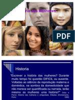 Historia Mulheres