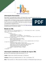 Exemplo XML EuComproBem