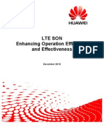 Huawei LTE SON Whitepaper