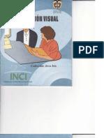 El maestro y el estudiante con limitación visual