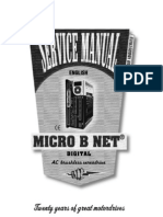 Manual Micro B Net Digital