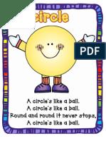 Circle Song Poster