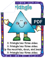 Triangle Song Poster