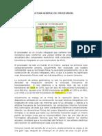 Estructura General Del Procesador