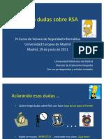 AclarandoDudasSobreRSA_UEM2011