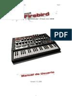 FireBird Manual Spanish