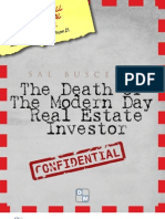 Real Estate Investing is Dead eBook