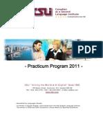Practicum Experience 2011 Special-2