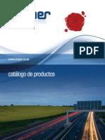 Cooper Catálogo 2011 Español