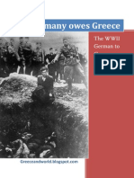 What Germany Owes Greece