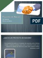 Proyectos de Nación 3er semestre