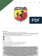 Fiat500USA -  2011  Abarth