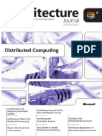 The Architecture Journal 17 - Distributed Computing