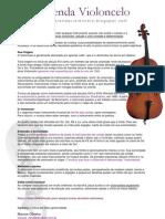 Aprenda Violoncelo - Guia de Introdução