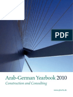 Arab-German Yearbook 2010