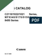 imageRUNNER_C1022_PC