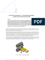AES - New Transducer Technology a.R.T. - Evolution of the Air Motion Transformer Principle