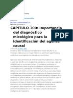 Import an CIA Del Diagnostico Micologico