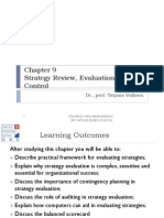Ch 9Strategy Review