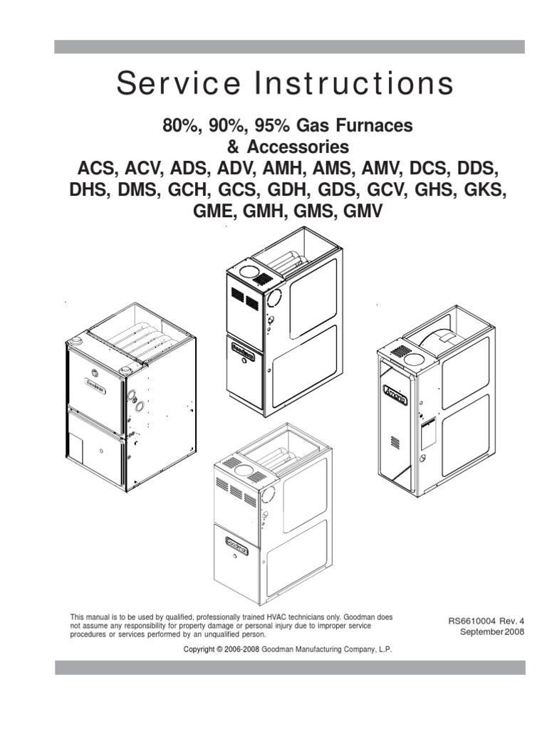 Amana furnace service instructions rs6610004r4 com furnace hvac asfbconference2016 Images