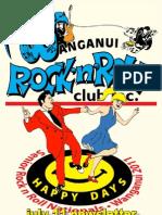 Wanganui Rock n Roll ClubJuly 11 Newsletter