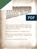 HEX Modified Ritual Rules (Final) v1