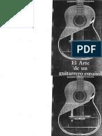 LIUTERIA - Pena Fernandez Jeronimo - El Arte De Un Guitarrero Español (luthier-lutheria-lutherie) [EBook]