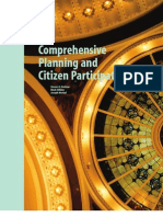 Comprehensive Planning&Citizen Participation