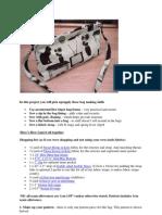 FREE Hex Open Bag Frame Tutorial