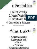 M. Rodhi Aulia, Pembuktian Putusan_ Upaya Hukum