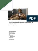 UCSM GUI Configuration Guide 1 3 1
