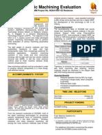 Ceramic Evaluation