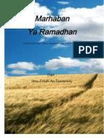 Marhaban Ya Ramadhan Final