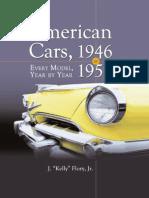 American Cars 1946-1959