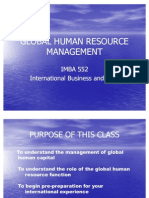 Global Human Resource Management Lecture 1 (2)
