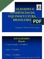 ATUALIDADES E TENDÊNCIAS DA EQUINOCULTURA