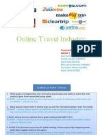 FORE Group7 Online Travel Industry
