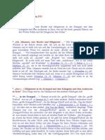 Notizen zur Offenbarung (11)