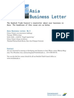 Asia Business Letter