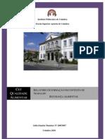 Relatório de Estágio Sofia Monteiro 20853007