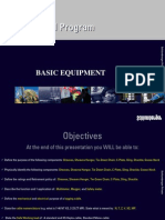 Equipo Basico de Registros Electricos en Pozos Petroleros
