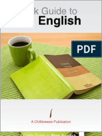 Cb - A Quick Guide to Plain English