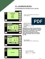 Módulo 2 - Calibração MD 300L Mod