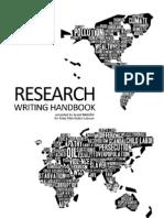 22901478 Research Writing Handbook PDF