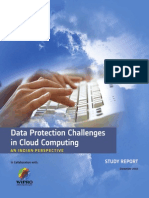 Data Protection Challenges in Cloud Computing