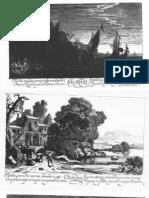 """Illustrations in Esaia Reusner """"Neue Lauten-Früchte"""" und """"Hundert Geistliche Melodien Evangelischer Lieder"""" (Berlin 1676)"""