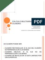 CALCULO MULTIVARIADO