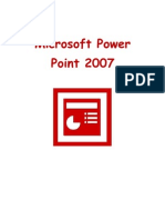 Manual Microsoft Power Point