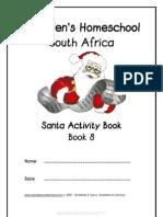 Santa Activity pack, Donnette E Davis, St Aiden's Homeschool