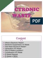 e waste ppt